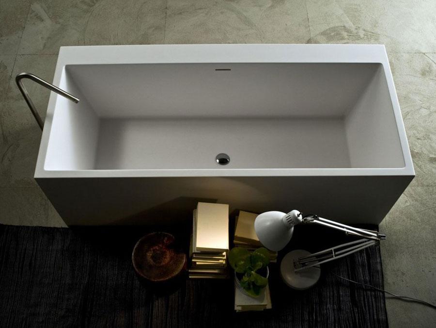 Vasca da bagno a libera installazione di Boffi n.04