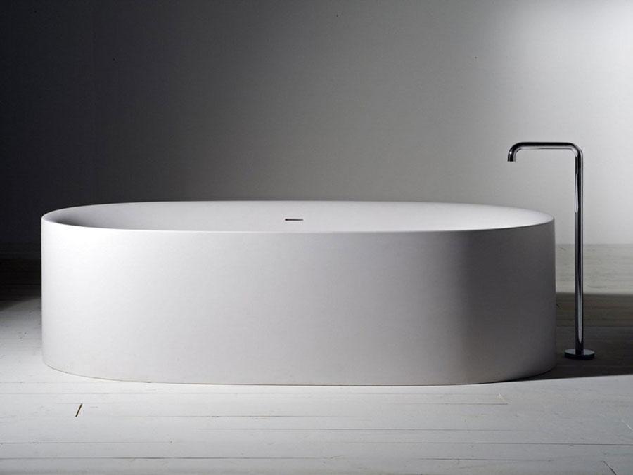 Vasca da bagno a libera installazione di Boffi n.05