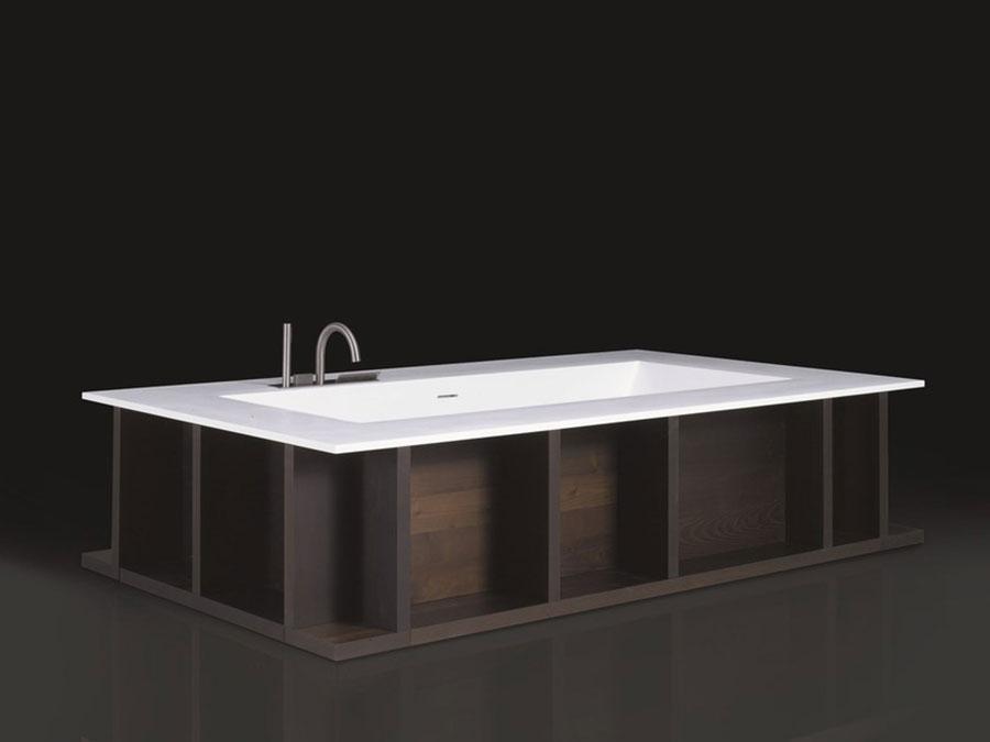 Vasca da bagno a libera installazione di Boffi n.06