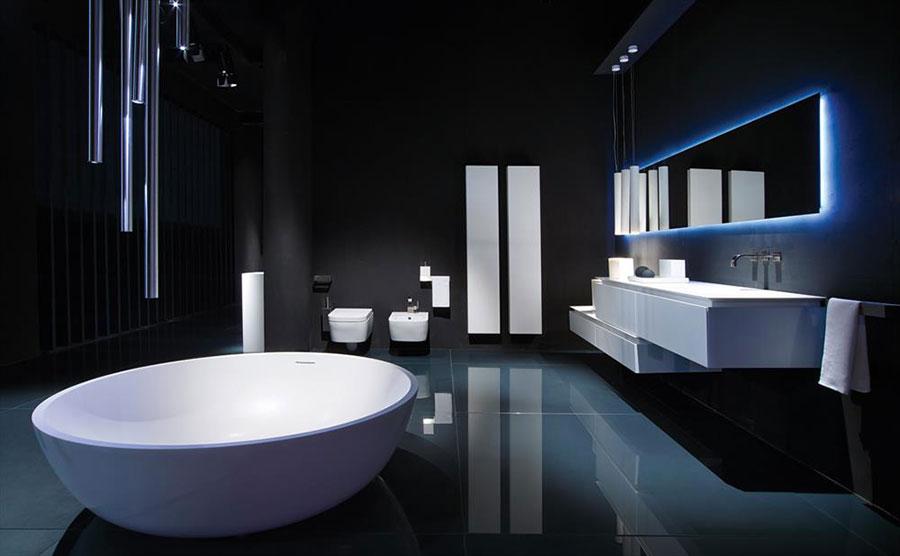 Vasca da bagno a libera installazione di Rifra n.03