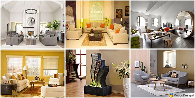 Arredamento feng shui per il soggiorno regole e pratici for Consigli arredamento soggiorno
