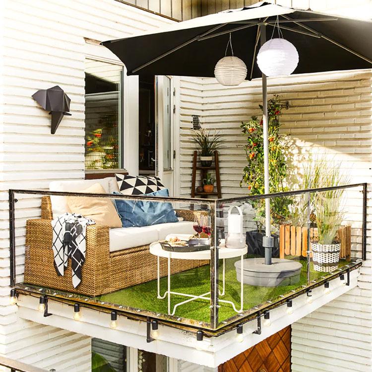 Poltrone per terrazzo Ikea 2