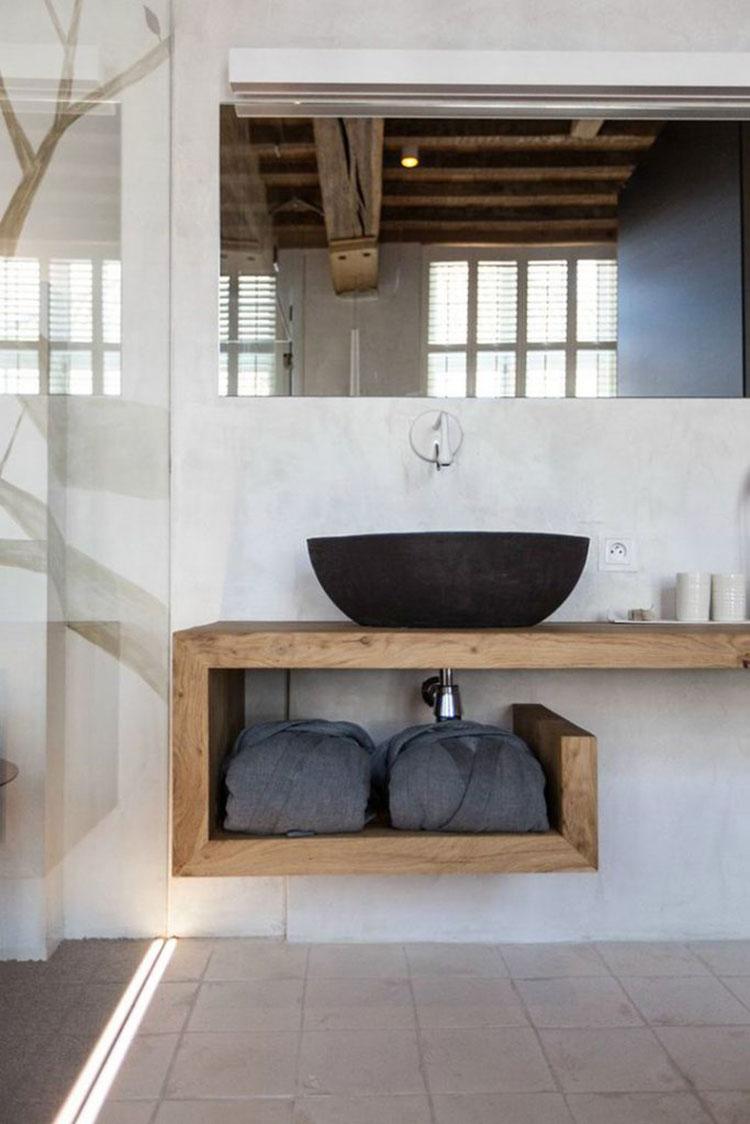 Quali arredi scegliere per un bagno Fen Shui 2