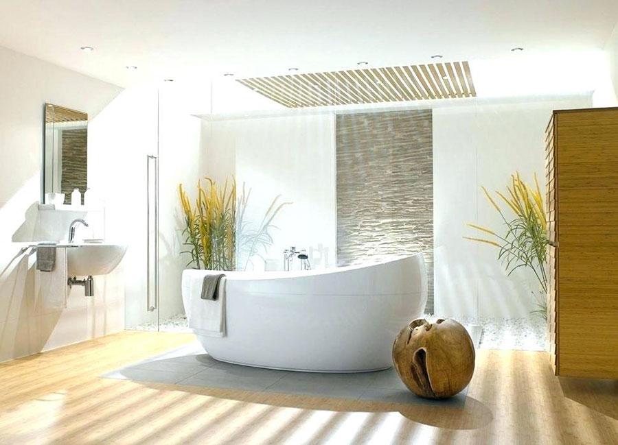 Quali luci scegliere per un bagno Fen Shui 2
