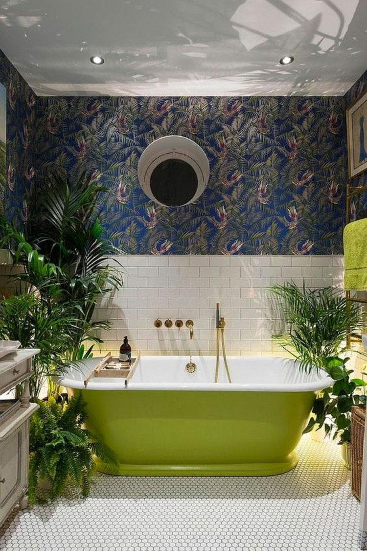Quali piante scegliere per un bagno Fen Shui 3