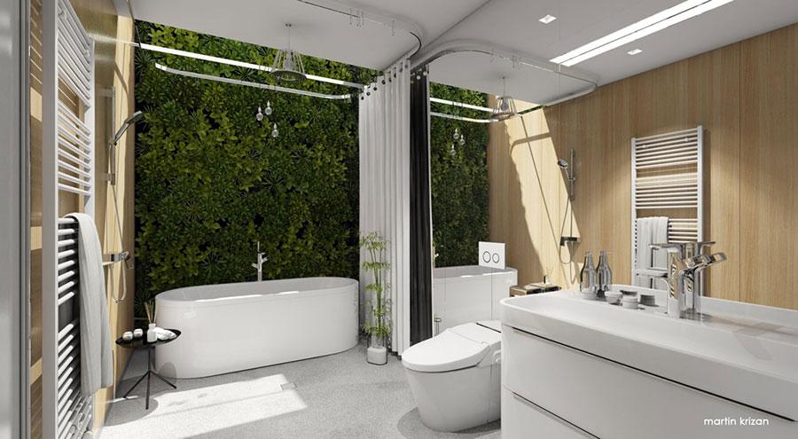 Idee per decorare il bagno n.05