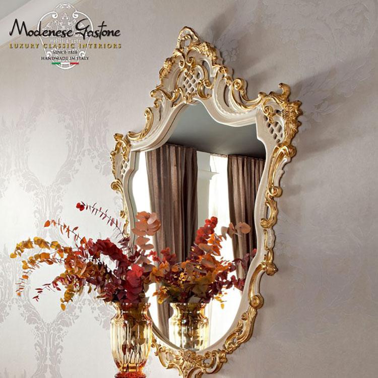 Modello di specchio per ingresso classico n.1