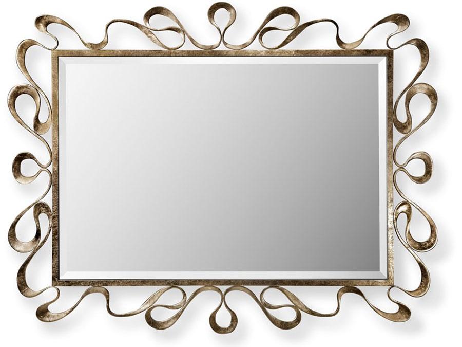 Modello di specchio per ingresso classico n.5