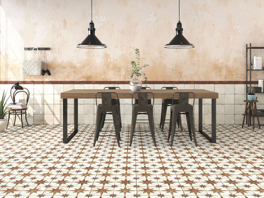 Pavimenti per Cucina Classica: Oltre 60 Idee con Diversi Materiali ...