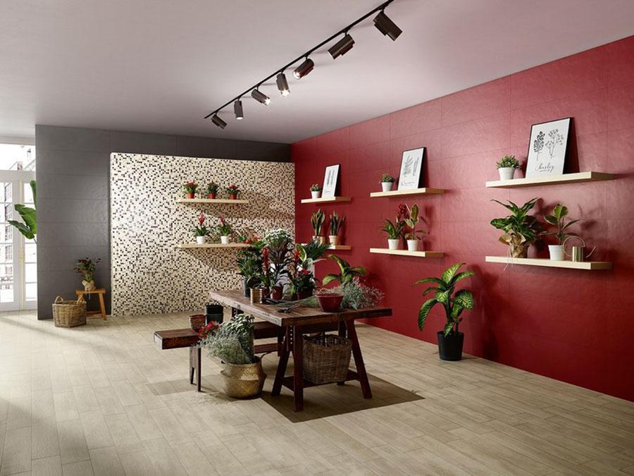 Modello di pavimento in gres porcellanato per cucina classica n.5