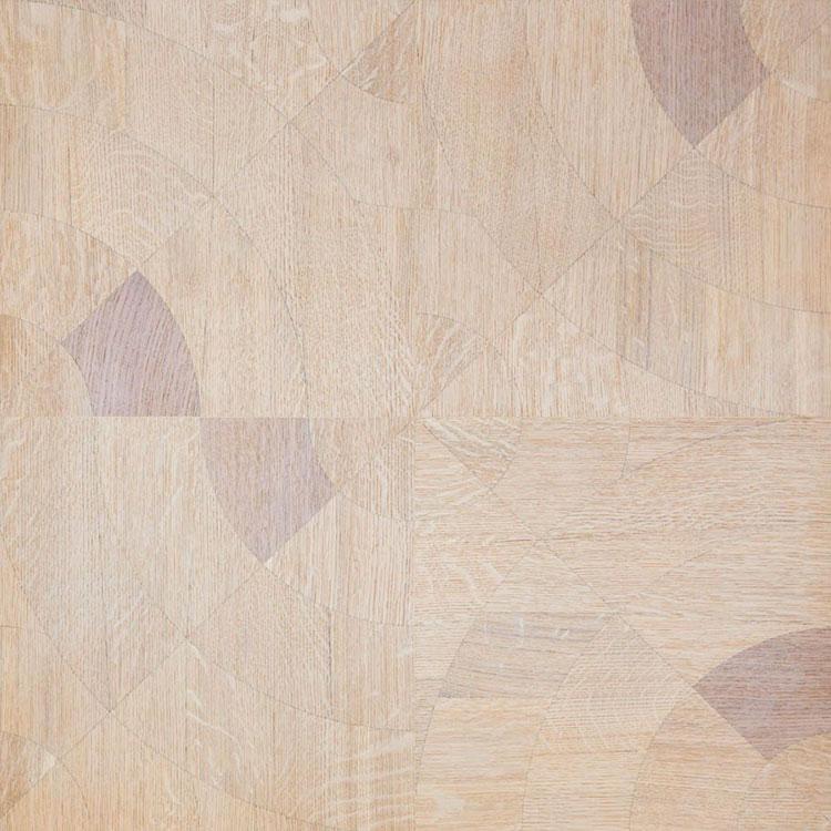 Modello di pavimento in legno per cucina classica n.6