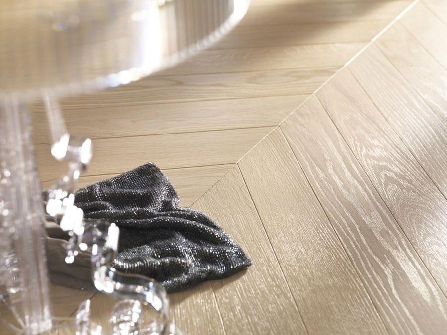 Modello di pavimento in legno per cucina classica n.9