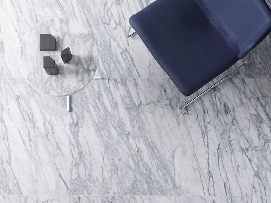Modello di pavimento in marmo per cucina classica n.7