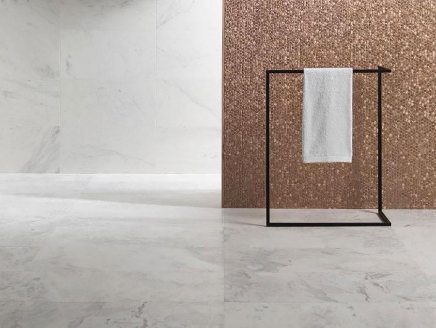 Modello di pavimento in marmo per cucina classica n.8