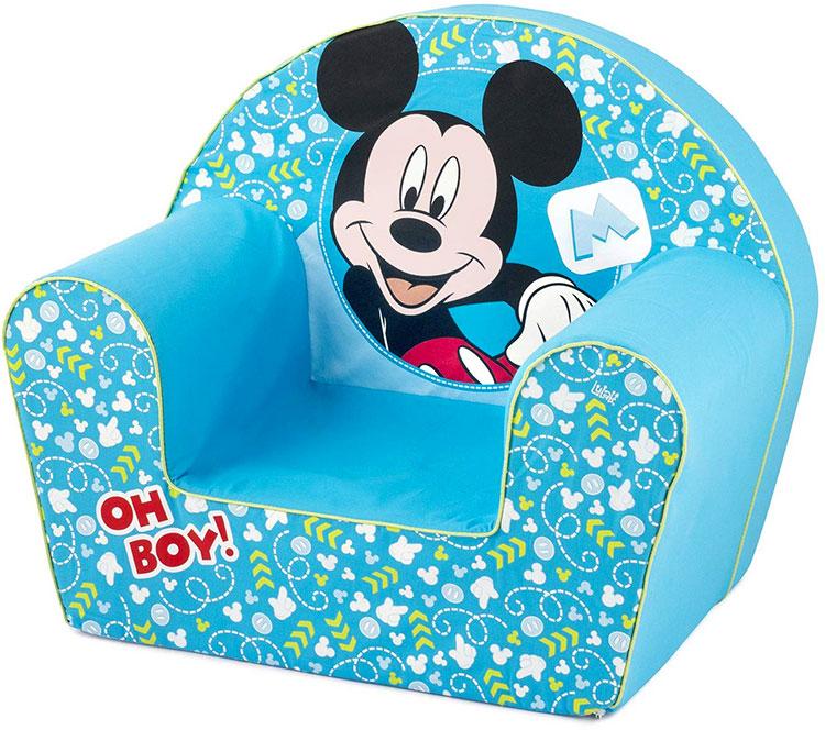 Modello di poltroncina per bambini Disney n.02