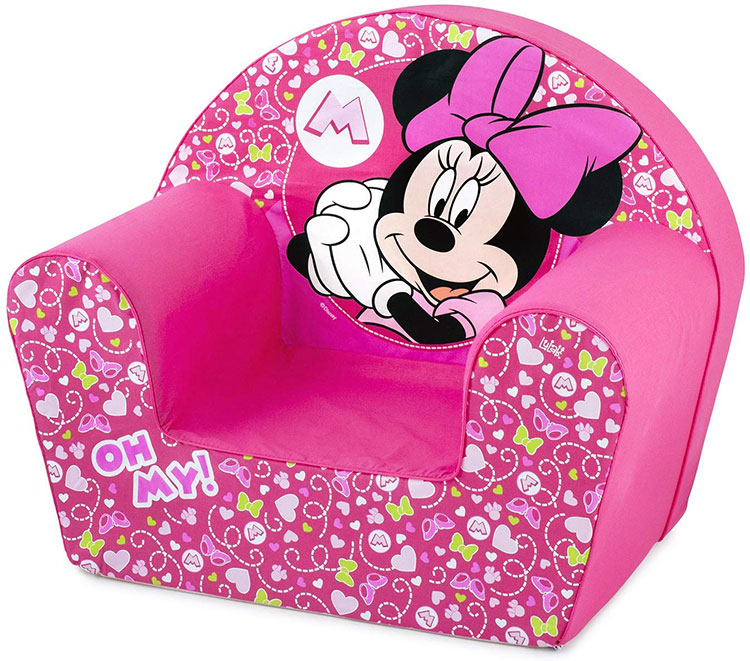 Modello di poltroncina per bambini Disney n.04
