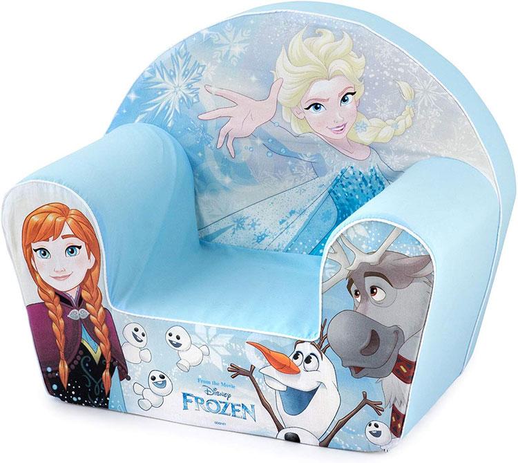 Modello di poltroncina per bambini Disney n.05