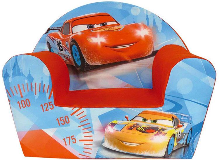 Modello di poltroncina per bambini Disney n.09