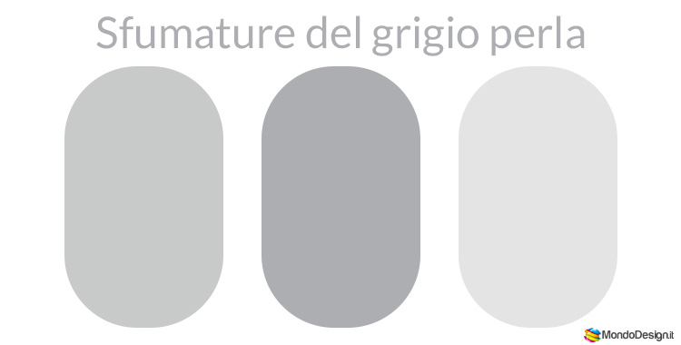 Color grigio perla