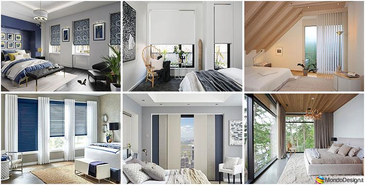 Tende per Camere da Letto Moderne: 45 Modelli di Design ...