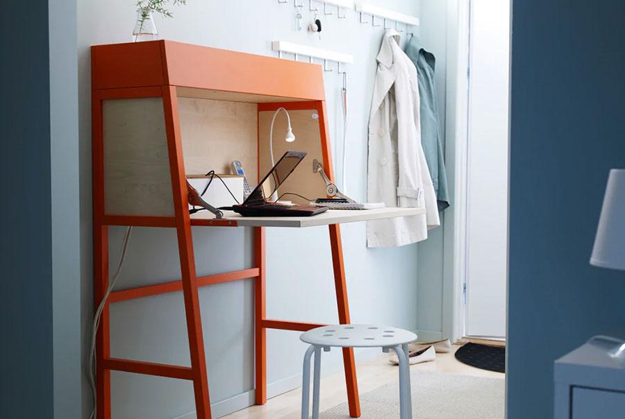 Idee per arredare un ingresso moderno con Ikea n.10