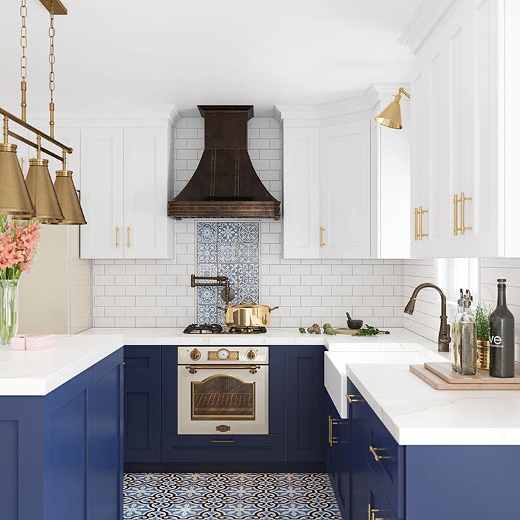 Cucina per Casa al Mare: 20 Idee di Arredo in Diversi Stili ...