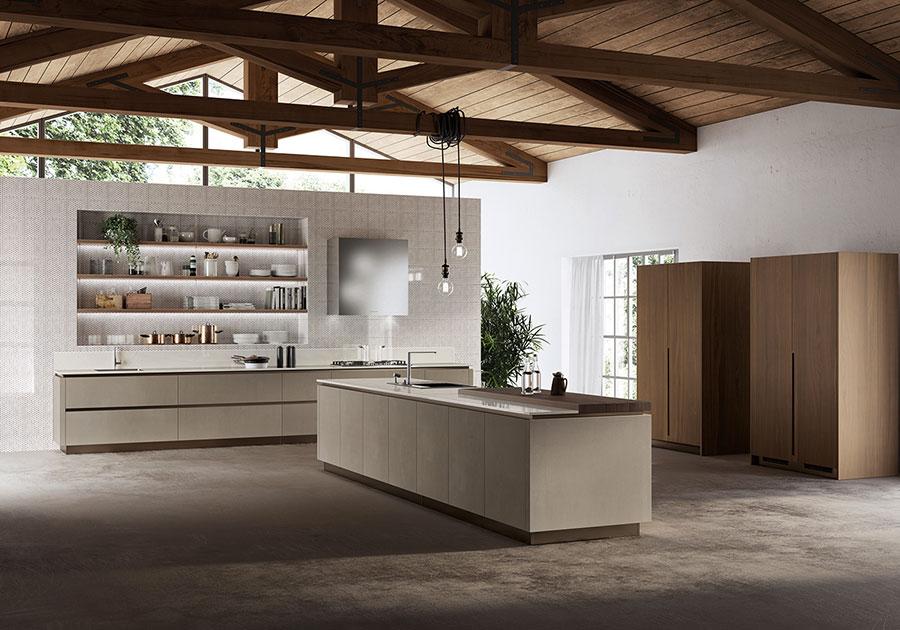 Idee per arredare una cucina a vista 11