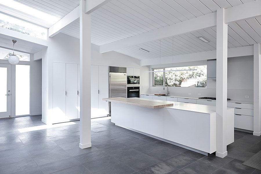Idee per arredare una cucina bianca n.05