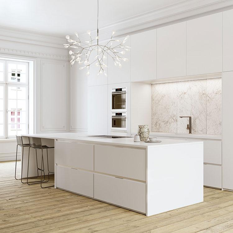 Idee per arredare una cucina bianca n.11
