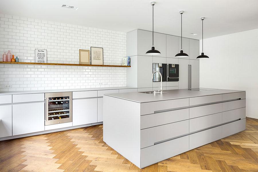 Idee per arredare una cucina bianca n.21