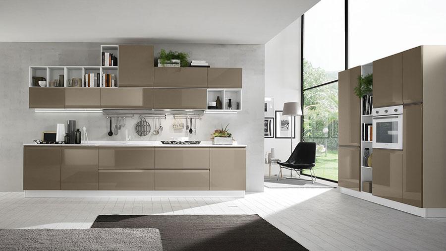 Arredamento Moderno Bianco E Tortora.Awesome Cucina Grigio Tortora Ideas Lepicentre Info Lepicentre Info