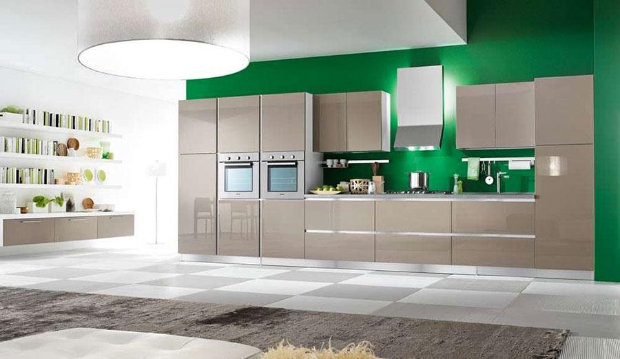 Cucina Color Tortora: 33 Idee per Arredi e Abbinamenti | MondoDesign.it