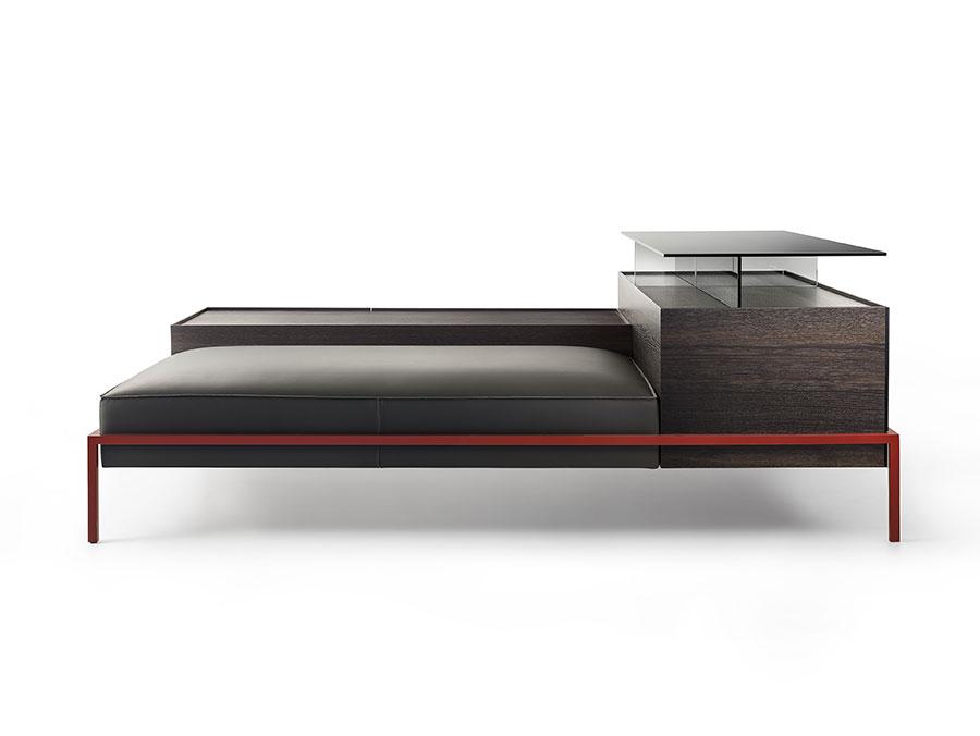 Modello di panca per ingresso di design n.02