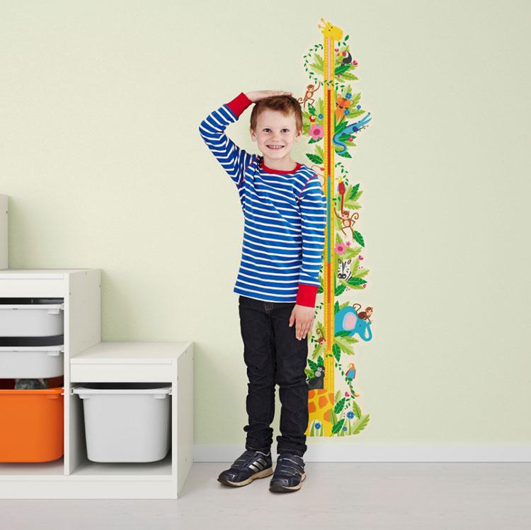 Carta da parati per bambini Ikea n.1