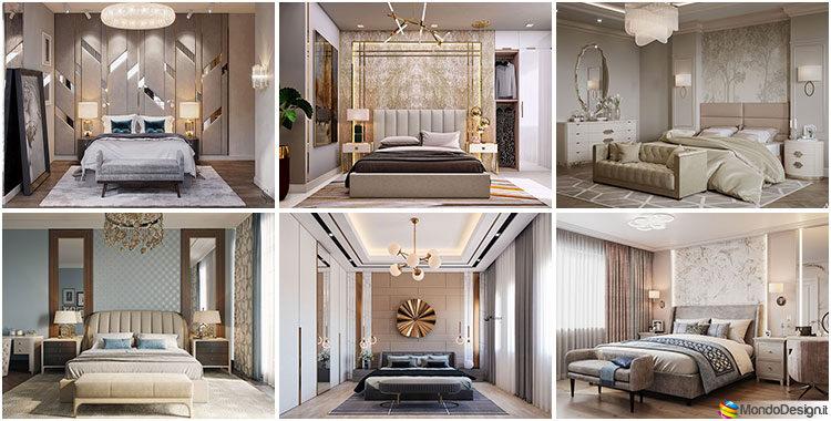 40 idee per camere da letto classiche moderne for Case moderne interni camere da letto