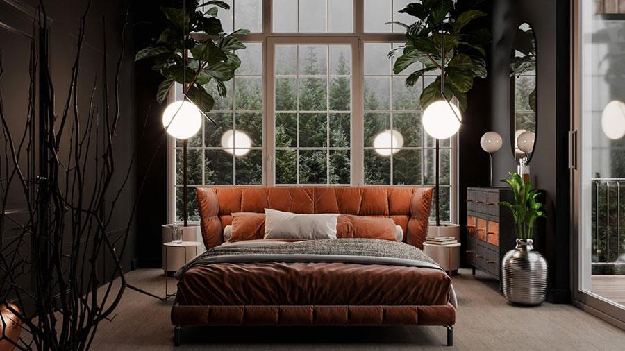 Idee per arredare camere da letto classiche moderne 01