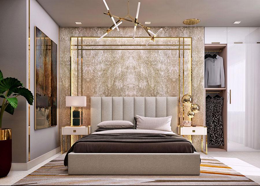 Idee per arredare camere da letto classiche moderne 03