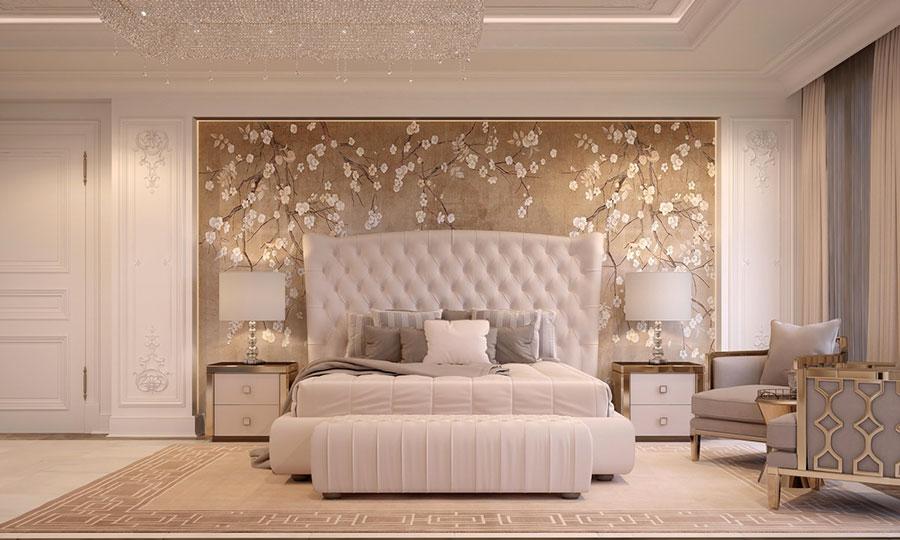 Idee per arredare camere da letto classiche moderne 12
