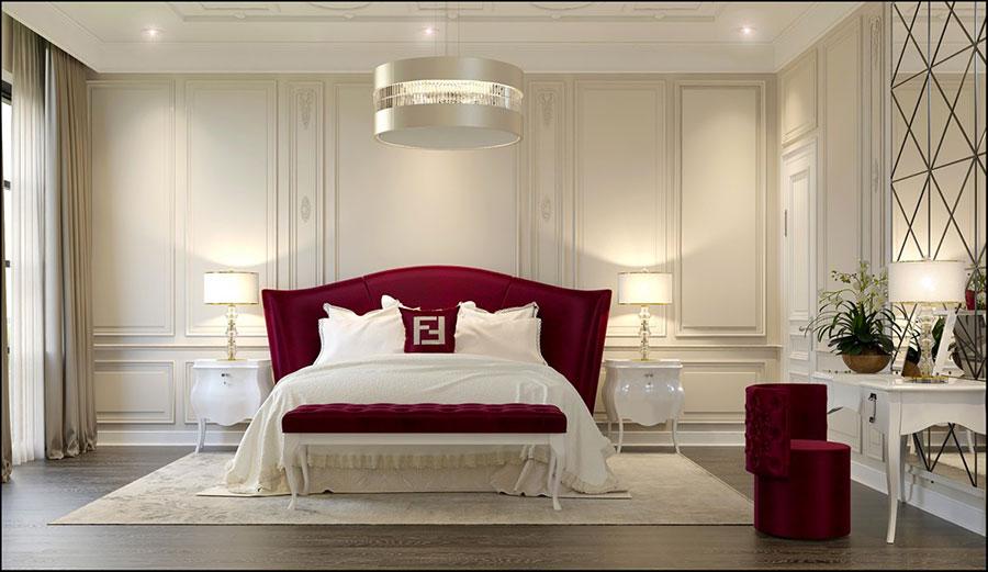 Idee per arredare camere da letto classiche moderne 18