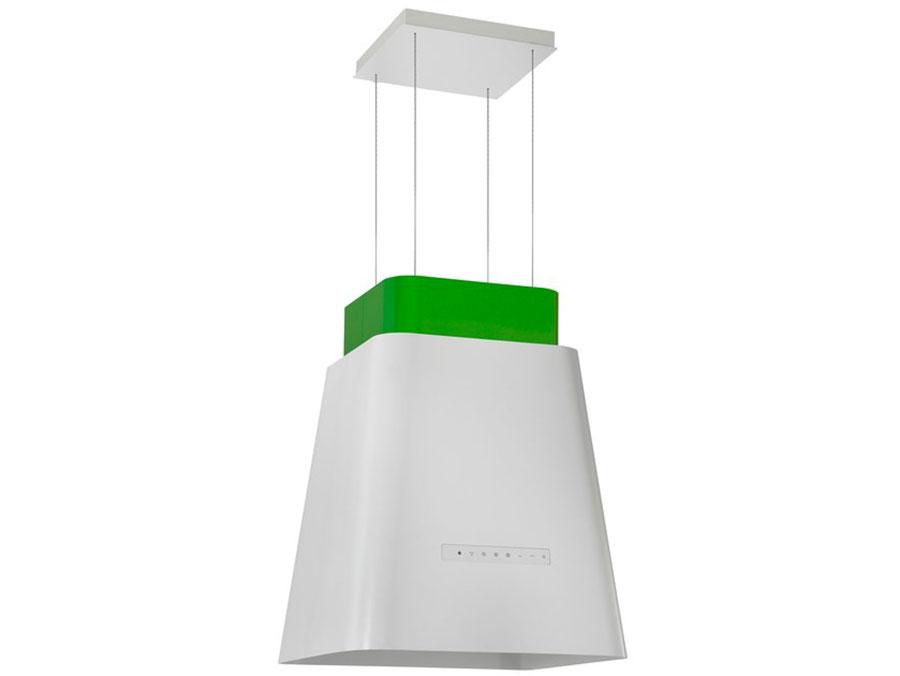Modello di cappa per cucina con isola Silverline Lift Up