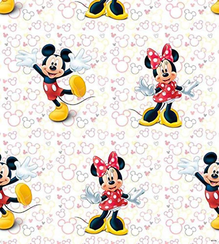 Carta da parati Disney Topolino 05
