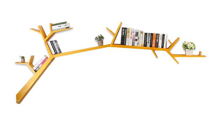 Modello di mensola particolare di design n.1
