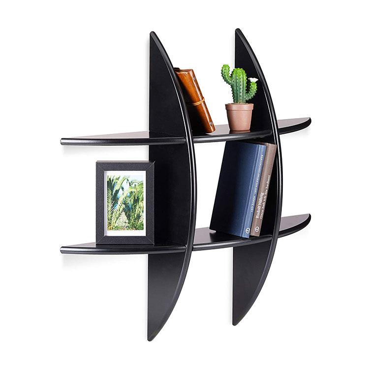 Modello di mensola particolare di design n.3