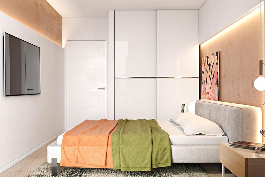 Idee per abbinare i colori delle pareti n.05