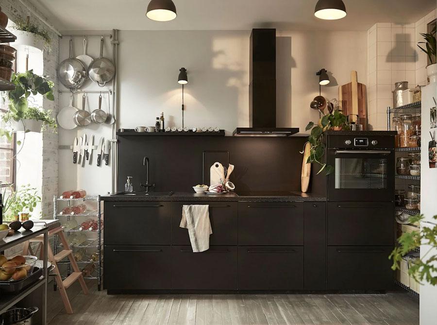 Idee per arredare una cucina piccola con Ikea n.05
