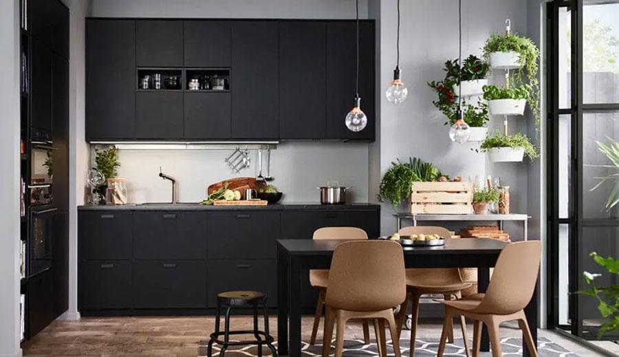 Idee per arredare una cucina piccola con Ikea n.08