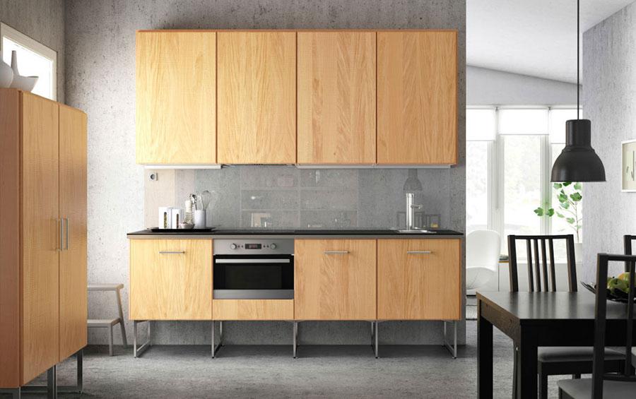 Idee per arredare una cucina piccola con Ikea n.20