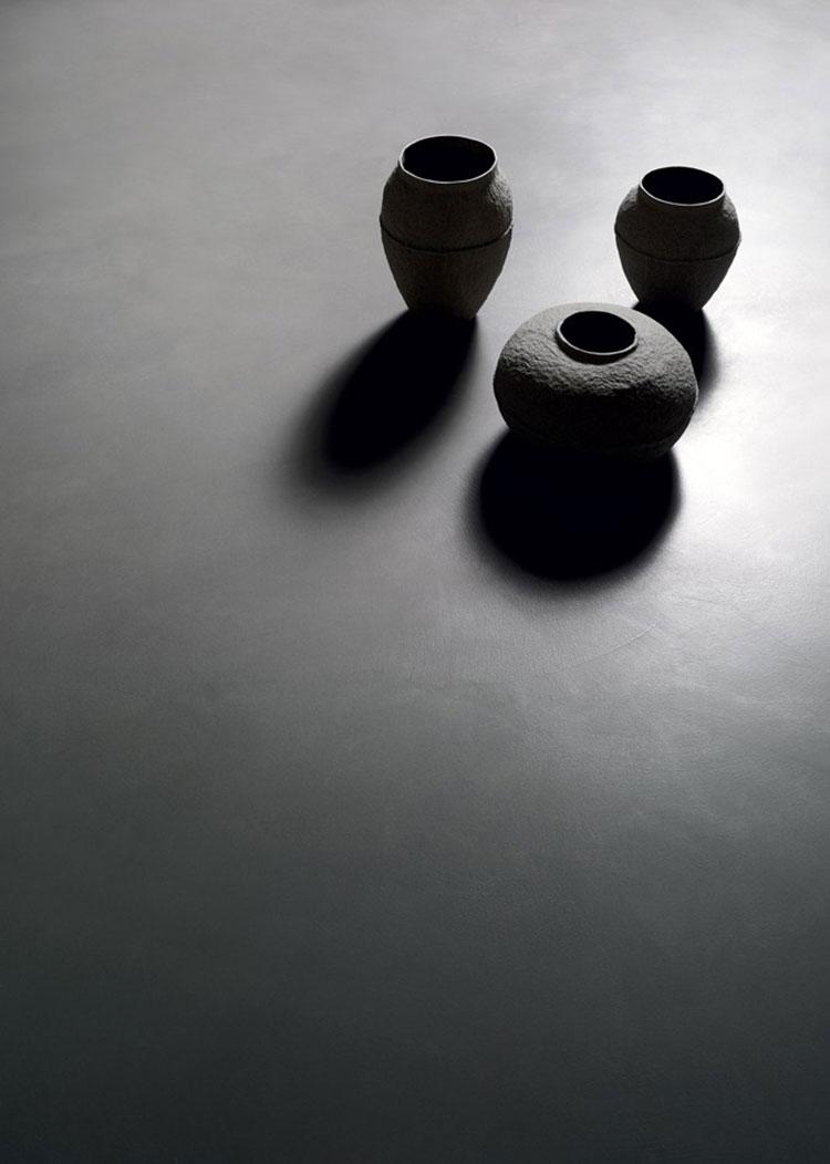 Modello di pavimento per cucina moderna in cemento 07