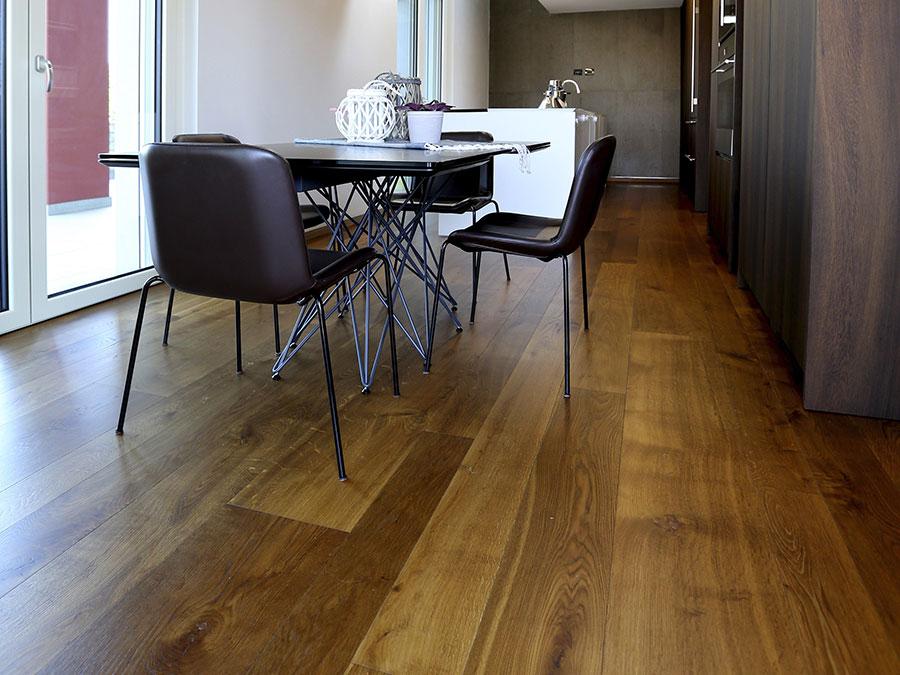 Modello di pavimento per cucina moderna in PVC 03