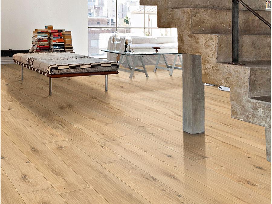 Modello di pavimento per cucina moderna in PVC 04